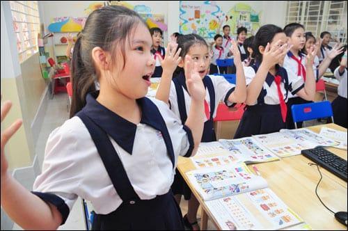 Gia sư dạy kèm lớp 4 tại nhà TPHCM